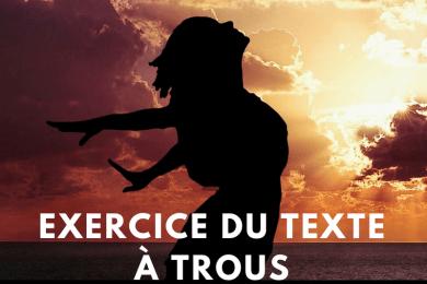 Mindandbeauty - Booster sa confiance en soi : Exercice du texte à trous