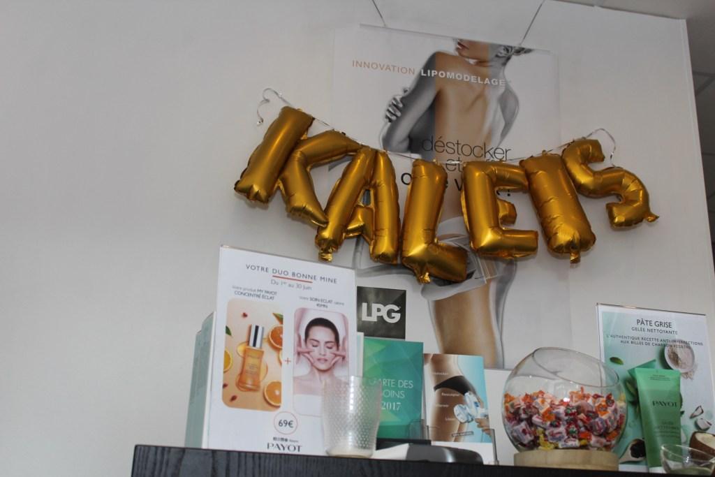 Mind & Beauty - Institut Kaleis : Décoration anniversaire