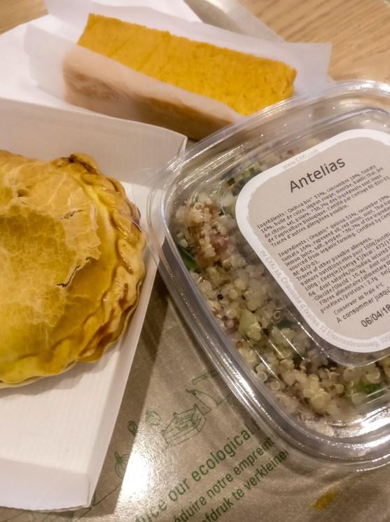 Mind & Beauty- Exki ou comment bien manger à l'extérieur : Étiquette détaillée