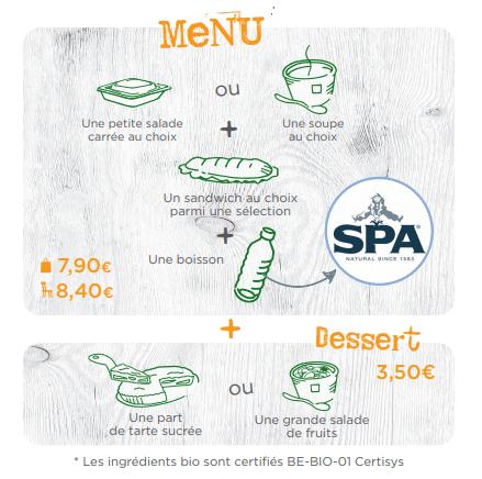 Mind & Beauty- Exki ou comment bien manger à l'exterieur : menu déjeuner
