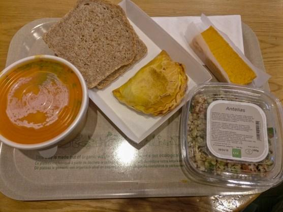 Mind & Beauty- Exki ou comment bien manger à l'extérieur : Plateau repas