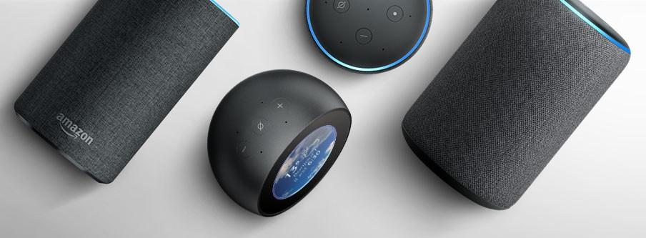 Mindandbeauty - Idées cadeaux pour lui : Enceinte connectée Alexa