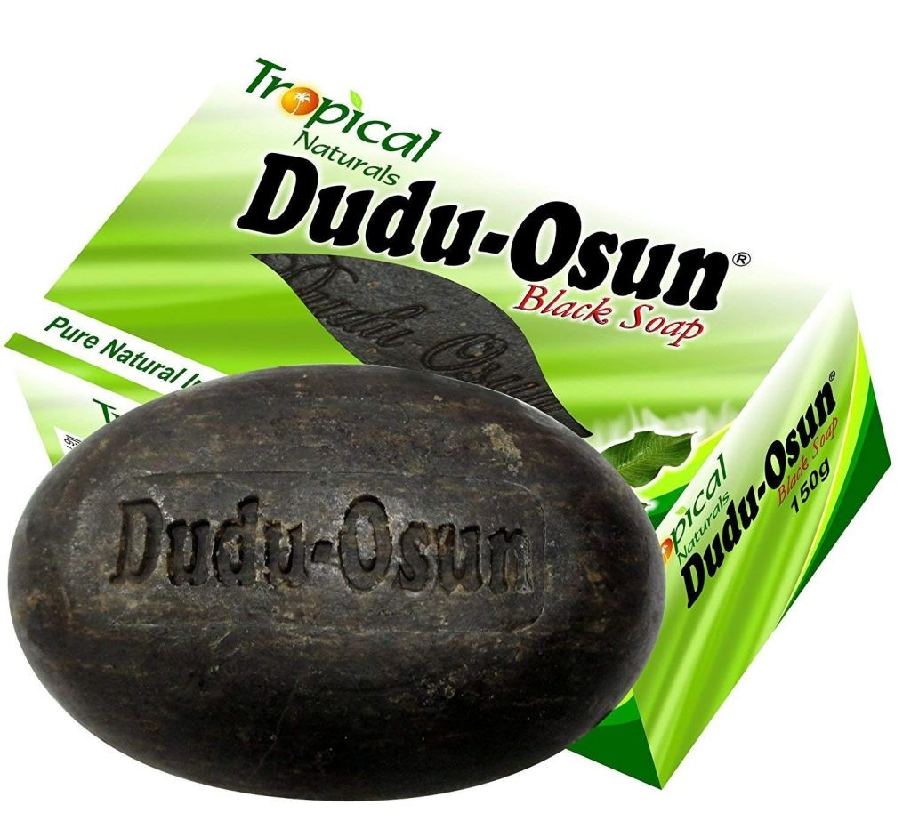 Mind & Beauty - Soin visage : Le savon noir Dudu-Osun