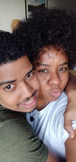 Mindandbeauty - Petits bonheurs amoureux : Complicité entre Tia et son chéri