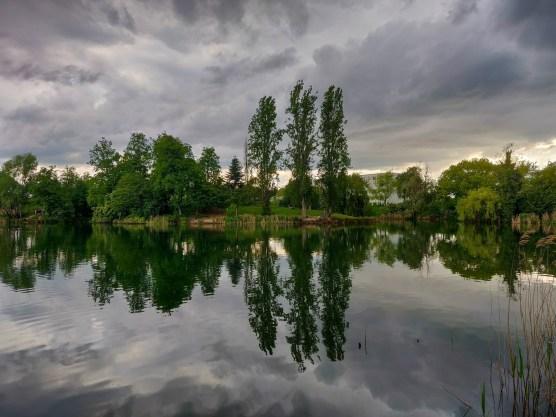 Mindandbeauty : Balade au lac de Créteil : Autre rive