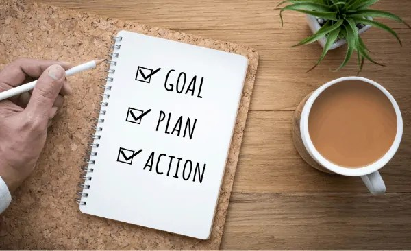 Goal Setting Worksheet: 5 Easy Steps to Making a Great Plan