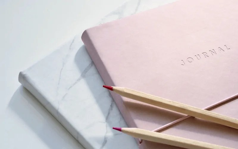 journal exercises anxiety