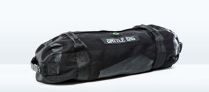 You can fill this battle bag with more than just sand.