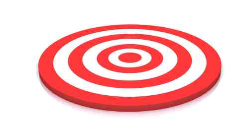 Pick the right target and throw there for success.