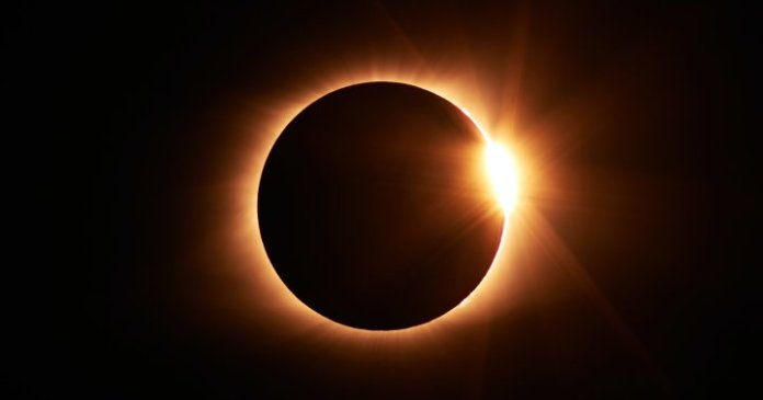 How To Face June's Rare New Moon Solar Eclipse, Based On Your Sign