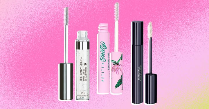 Why Clear Mascara Is The Unsung Hero Of A Natural Beauty Look + 6 To Try