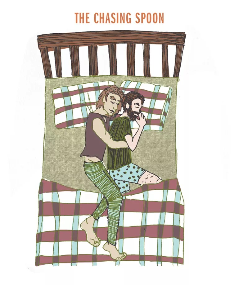 What Your Sleeping Position Says About Your Relationship Hero Image