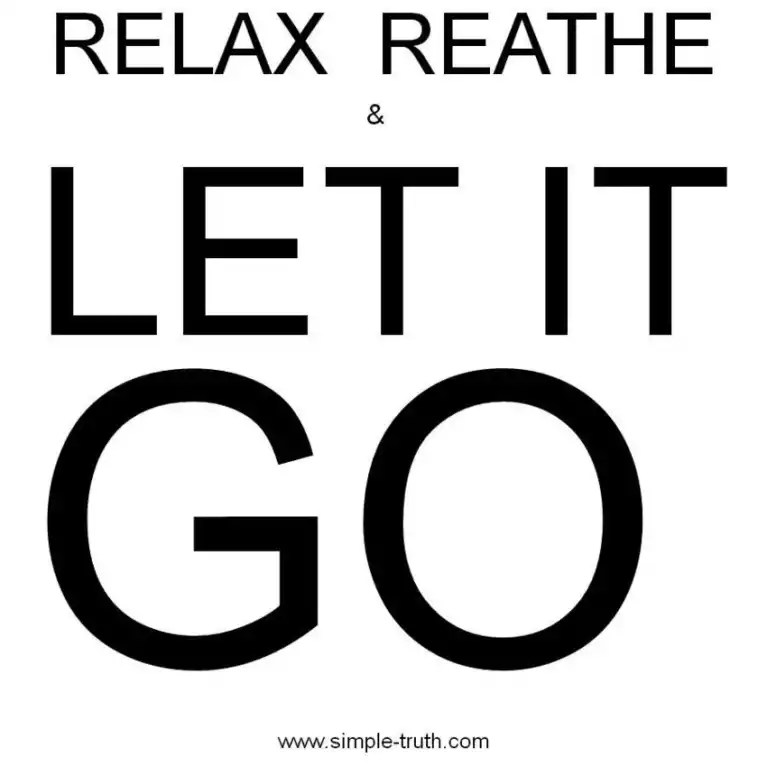 A Mini Guide To Modern Meditation & Letting Go