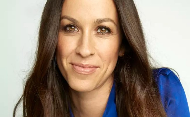 Alanis Morissette On Mindbodygreen