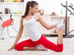 Fitness Gym At Home