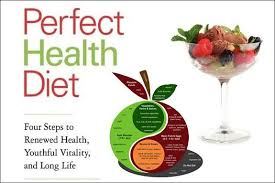 A Healthy Diet for Optimum Health