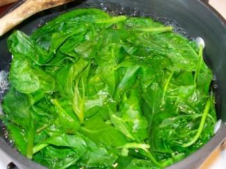 poke salad leaves