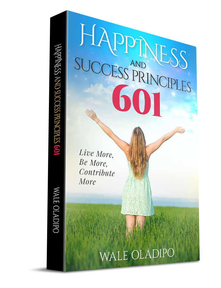 Happiness and Success Principles 601 - Wale Oladipo - MindBody Breakthrough