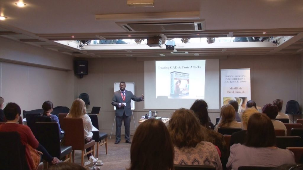 Doncaster event image:Wale Oladipo:MindBody Breakthrough