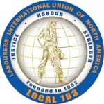 Labourers' International Union of North America Logo