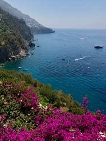 Eat And In Positano Italy - Lisa