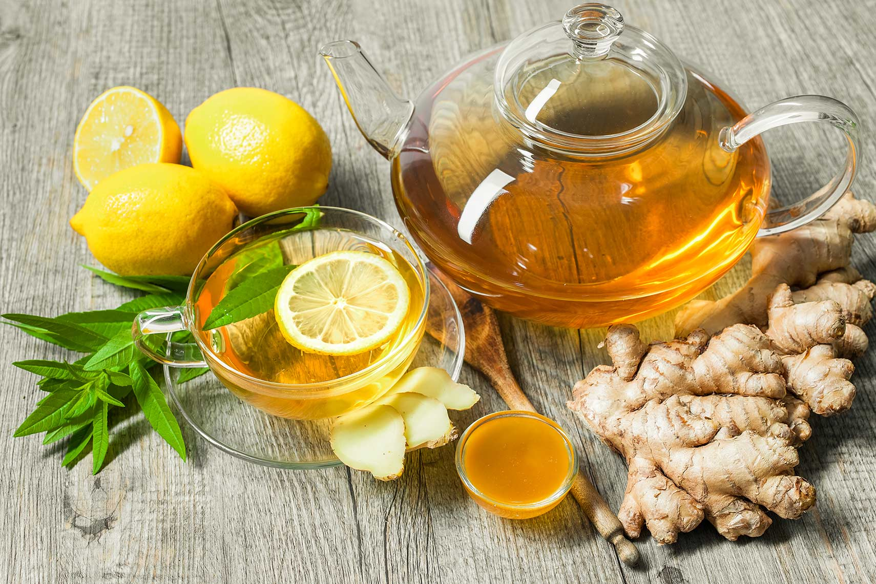 Ginger Tea Recipe For Energy Weight Loss And Glowing Skin