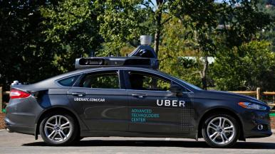 Uber Self Drive