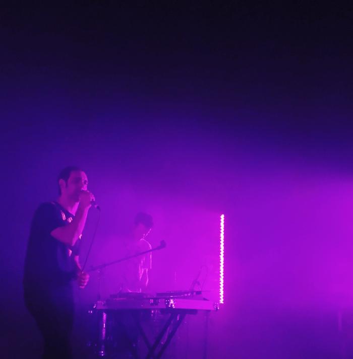 Cosmo in concerto a Genova