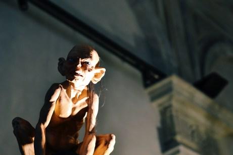 gollum action figure