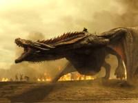 Drogon e Daenerys attaccano i Lannister