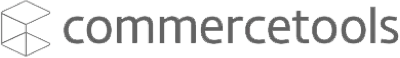 commercetools grey logo