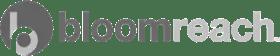 bloomreach grey logo