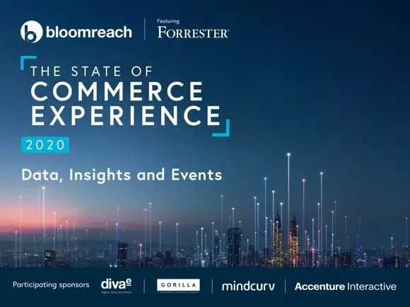 The State of Commerce Experience virtual event