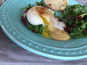 yummy runny eggs