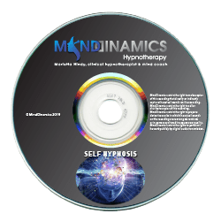 Hypnotherapy CD Covers Self-hypnosis