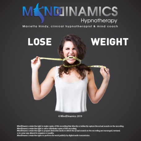 MindDinamics Weight Loss Hypnotherapy session recording