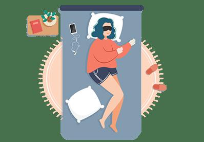 Benefit of Meditation - Improved Sleep Quality