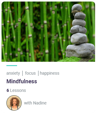 Mindfullness MindEasy meditation course