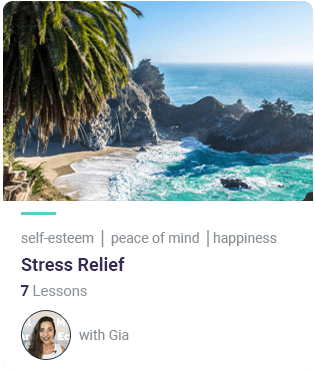 stress relief MindEasy meditation course