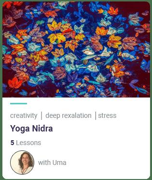 Yoga Nidra MindEasy meditation course