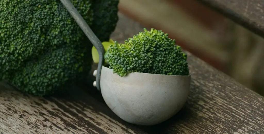 Mood-boosting food - broccoli