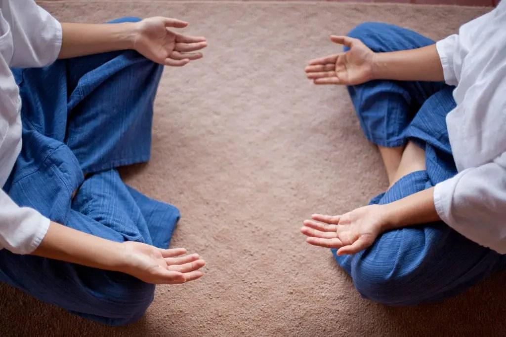 Types of meditation - Body Scan