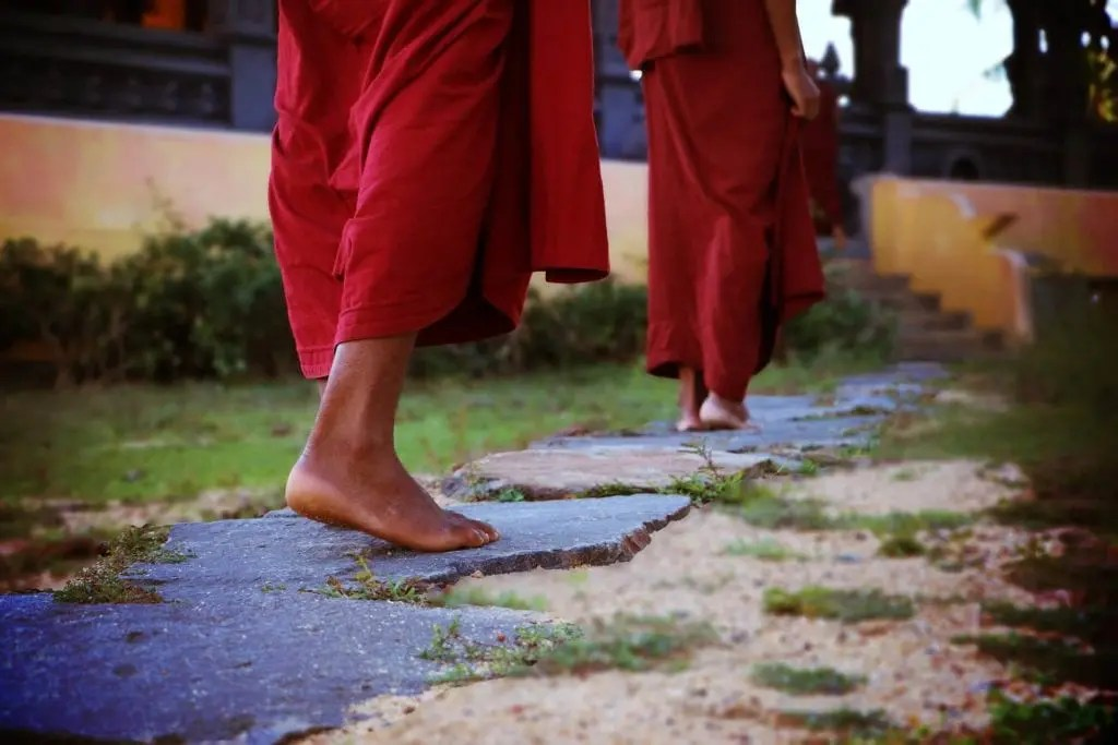 Walking meditation - How to practice