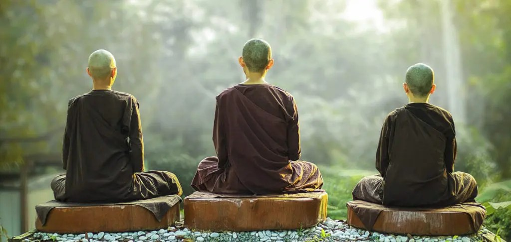Is it ok to think during meditation