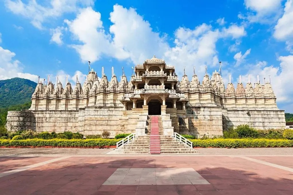 Jainism - Jain temple