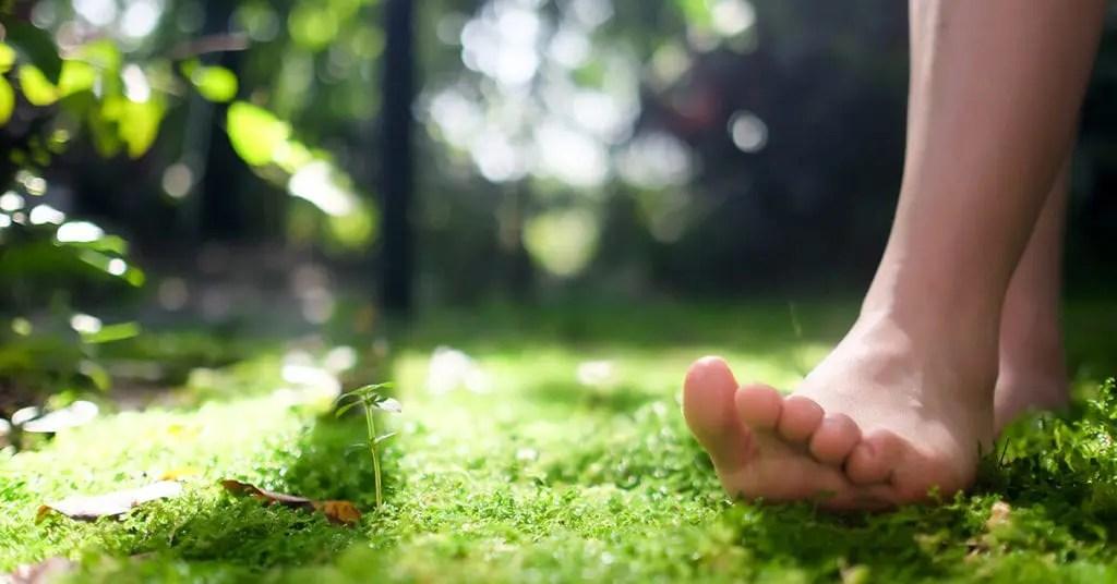 Grounding Meditation - Walking meditation