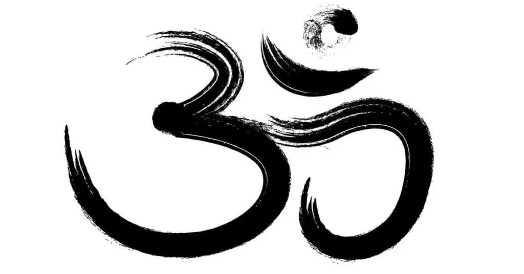 The Om Symbol