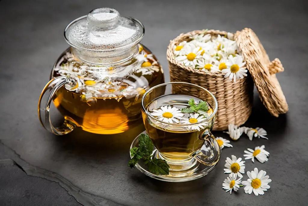 Calming Tea - Chamomile tea