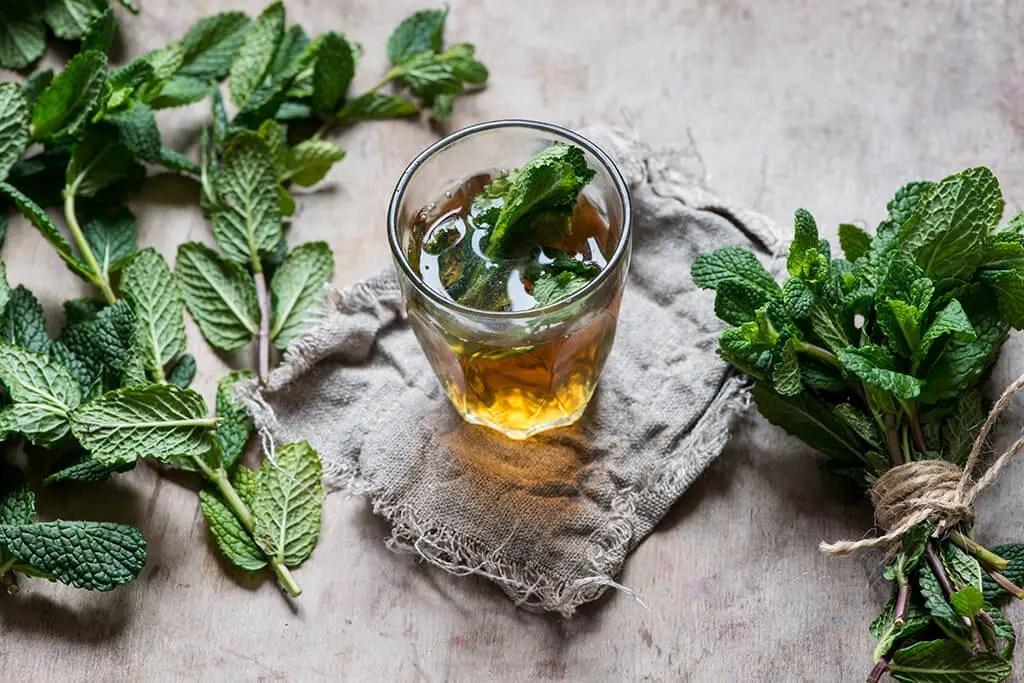 Calming Tea - Mint tea