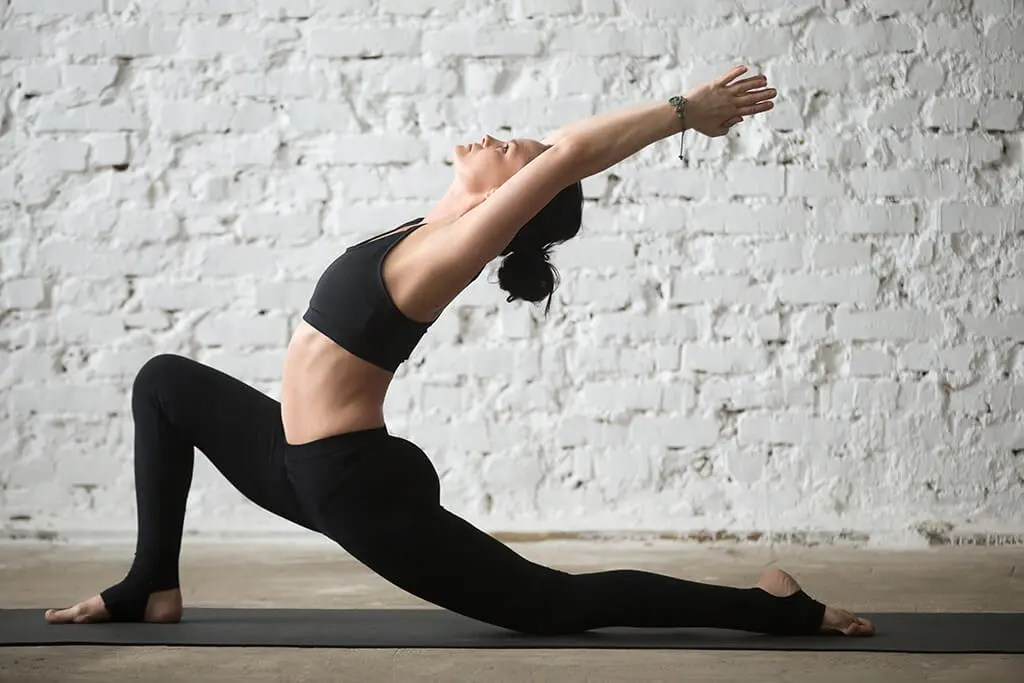 Yoga for Runners - Low Lunge